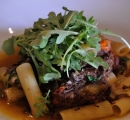 5Hr Braised beef cheek rigatoni